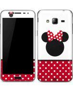 Minnie Mouse Symbol Galaxy J3 Skin