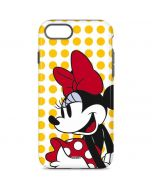 Minnie Mouse Yellow Dots iPhone 8 Pro Case
