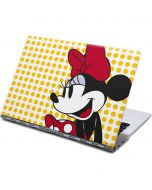 Minnie Mouse Yellow Dots Yoga 910 2-in-1 14in Touch-Screen Skin
