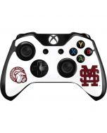 Mississippi State Interlocking Logo Xbox One Controller Skin