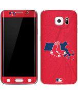 Boston Red Sox Home Surf Galaxy S6 Edge Skin