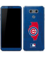 Chicago Cubs Home Turf LG G6 Skin