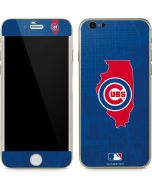 Chicago Cubs Home Turf iPhone 6/6s Skin