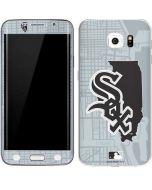 Chicago White Sox Home Turf Galaxy S6 Edge Skin
