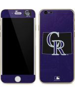 Colorado Rockies Home Turf iPhone 6/6s Skin