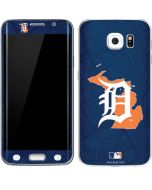 Detroit Tigers Home Turf Galaxy S6 Edge Skin