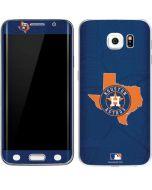 Houston Astros Home Turf Galaxy S6 Edge Skin