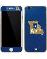 Kansas City Royals Home Turf iPhone 6/6s Skin
