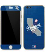 Los Angeles Dodgers Home Turf iPhone 6/6s Skin