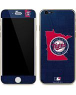 Minnesota Twins Home Turf iPhone 6/6s Skin