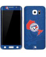 Toronto Blue Jays Home Turf Galaxy S6 Edge Skin
