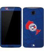 Toronto Blue Jays Home Turf Google Nexus 6 Skin