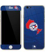 Toronto Blue Jays Home Turf iPhone 6/6s Skin