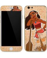 Moana Portrait iPhone 6/6s Skin
