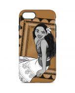Moana Winking iPhone 8 Pro Case