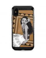 Moana Winking iPhone XS Max Cargo Case