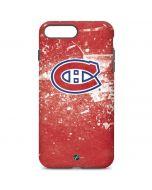 Montreal Canadiens Frozen iPhone 7 Plus Pro Case