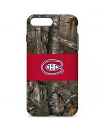 Montreal Canadiens Realtree Xtra Camo iPhone 7 Plus Pro Case