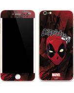 Deadpool Howl iPhone 6/6s Plus Skin