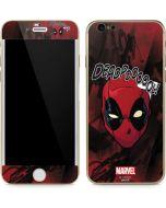Deadpool Howl iPhone 6/6s Skin