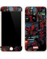 Deadpool Comic iPhone 6/6s Plus Skin
