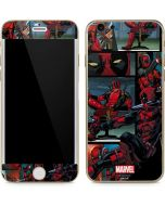 Deadpool Comic iPhone 6/6s Skin