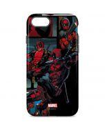 Deadpool Comic iPhone 8 Pro Case