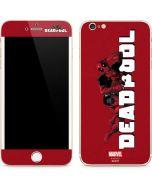 Deadpool Pose iPhone 6/6s Plus Skin