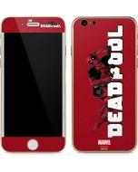Deadpool Pose iPhone 6/6s Skin