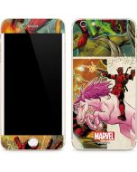 Deadpool Unicorn iPhone 6/6s Plus Skin