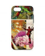 Deadpool Unicorn iPhone 8 Pro Case