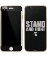 Michigan State University Stand and Fight iPhone 6/6s Skin