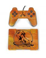 Mufasa Water Color PlayStation Classic Bundle Skin