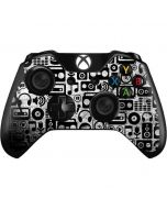 Music Pattern Xbox One Controller Skin
