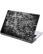 Music Pattern Yoga 910 2-in-1 14in Touch-Screen Skin