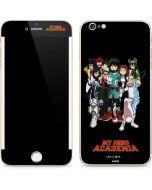 My Hero Academia iPhone 6/6s Plus Skin