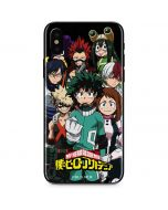 My Hero Academia iPhone X Skin