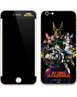 My Hero Academia Main Poster iPhone 6/6s Plus Skin