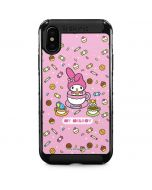 My Melody Sweet Treats iPhone XS Max Cargo Case
