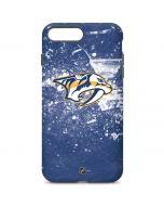 Nashville Predators Frozen iPhone 7 Plus Pro Case