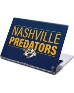 Nashville Predators Lineup Yoga 910 2-in-1 14in Touch-Screen Skin