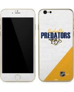 Nashville Predators Script iPhone 6/6s Skin
