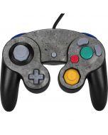 Natural Grey Concrete Nintendo GameCube Controller Skin