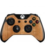 Natural Wood Xbox One Controller Skin