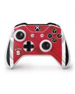 NC State Flag Xbox One S Controller Skin