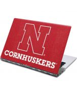 Nebraska Cornhuskers Yoga 910 2-in-1 14in Touch-Screen Skin