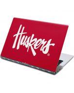 Nebraska Huskers Red Yoga 910 2-in-1 14in Touch-Screen Skin
