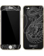 Negative Shenron iPhone 6/6s Skin