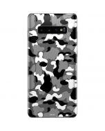 Neutral Street Camo Galaxy S10 Plus Skin