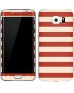 Neutral Stripes Galaxy S6 Edge Skin